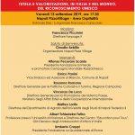 L'ARTE DEL PIZZAIUOLO NAPOLETANO PATRIMONIO DELL'UMANITÀ: TUTELA E VALORIZZAZIONE, IN ITALIA E NEL MONDO, DEL RICONOSCIMENTO UNESCO