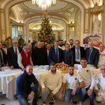 """7/12/2017 – 7/12/2019, festeggiato il 2° Anniversario dell'""""Arte del Pizzaiuolo Napoletano"""" Patrimonio dell'Umanità. Pecoraro Scanio: """"La pizza può aiutare il made in Italy contro l'agropirateria. Parte la campagna #NoFakePizza""""."""