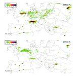 Ecco foto di Europa senza smog. Imparare da questa emergenza per vero Green Deal