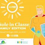 """""""Il Sole in Classe"""", progetto di ANTER per l'educazione ambientale"""