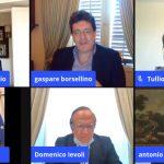 """""""L'Italia riparta dalla Blue Economy: trasporto marittimo, cantieri navali e difesa del mare"""": stop capitali e manodopera all'estero, Governo favorisca investimenti per la costruzione di nuove navi in Italia."""