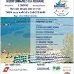 Mediterraneo da remare festeggia la decima edizione nelle Marche sbarcando a Gabicce Mare