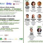 """Presentazione 18° Rapporto """"Gli italiani, il solare e la green economy"""": diretta streaming, giovedì 26 novembre, ore 15:00."""