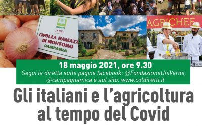 locandina_Gli italiani e l'agricoltura 18 maggio 2
