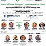 """""""Multifunzionalità forestale e Next Generation EU: le best practice dell'Appennino Centrale"""": diretta phygital, Giovedì 13 maggio 2021, ore 10:00"""